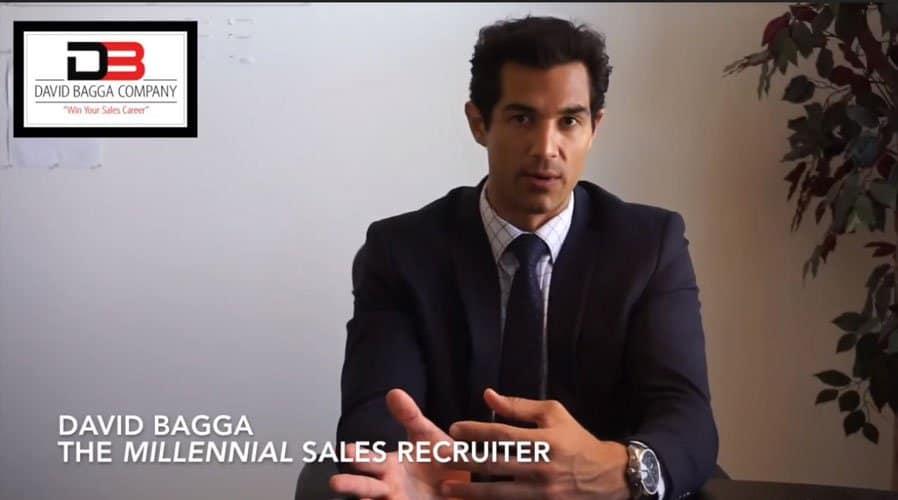 MILLENNIAL Sales Recruiter